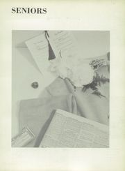 Page 15, 1958 Edition, York High School - Echoes Yearbook (Bellevue, OH) online yearbook collection