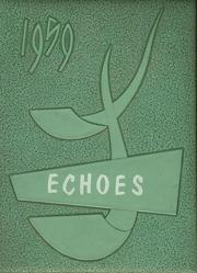 1959 Edition, York High School - Echoes Yearbook (Bellevue, OH)