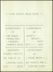 East Sparta High School - Spartan Yearbook (East Sparta, OH) online yearbook collection, 1941 Edition, Page 53