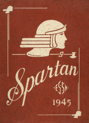 East Sparta High School - Spartan Yearbook (East Sparta, OH) online yearbook collection, 1945 Edition, Page 1