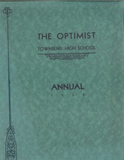Townsend High School - Optimist Yearbook (Vickery, OH) online yearbook collection, 1932 Edition, Page 1