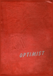 1951 Edition, Townsend High School - Optimist Yearbook (Vickery, OH)