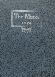 1924 Edition, Vincent High School - Vinconian Yearbook (Vincent, OH)