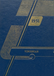 1951 Edition, Vincent High School - Vinconian Yearbook (Vincent, OH)