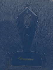 1952 Edition, Vincent High School - Vinconian Yearbook (Vincent, OH)