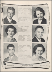 Page 11, 1953 Edition, Vincent High School - Vinconian Yearbook (Vincent, OH) online yearbook collection