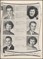 Page 13, 1953 Edition, Vincent High School - Vinconian Yearbook (Vincent, OH) online yearbook collection