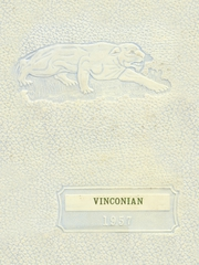 1957 Edition, Vincent High School - Vinconian Yearbook (Vincent, OH)
