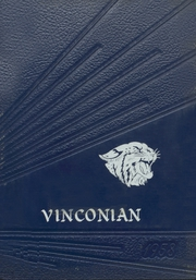 1958 Edition, Vincent High School - Vinconian Yearbook (Vincent, OH)
