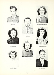 Page 16, 1949 Edition, Willshire High School - Willow Yearbook (Willshire, OH) online yearbook collection