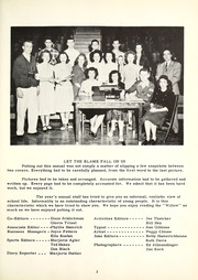 Page 7, 1949 Edition, Willshire High School - Willow Yearbook (Willshire, OH) online yearbook collection