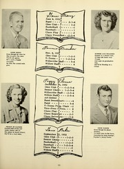 Page 15, 1950 Edition, Willshire High School - Willow Yearbook (Willshire, OH) online yearbook collection