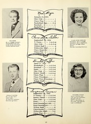 Page 16, 1950 Edition, Willshire High School - Willow Yearbook (Willshire, OH) online yearbook collection