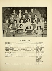 Page 7, 1950 Edition, Willshire High School - Willow Yearbook (Willshire, OH) online yearbook collection