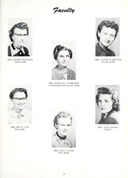 Page 11, 1954 Edition, Willshire High School - Willow Yearbook (Willshire, OH) online yearbook collection
