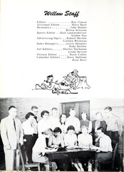 Page 6, 1954 Edition, Willshire High School - Willow Yearbook (Willshire, OH) online yearbook collection