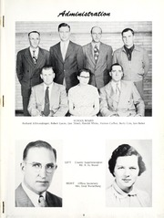 Page 7, 1954 Edition, Willshire High School - Willow Yearbook (Willshire, OH) online yearbook collection