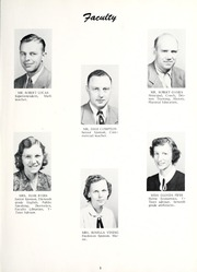 Page 9, 1954 Edition, Willshire High School - Willow Yearbook (Willshire, OH) online yearbook collection