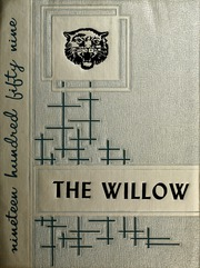 Page 1, 1959 Edition, Willshire High School - Willow Yearbook (Willshire, OH) online yearbook collection