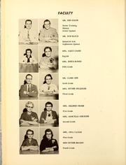 Page 10, 1959 Edition, Willshire High School - Willow Yearbook (Willshire, OH) online yearbook collection