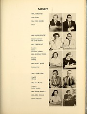 Page 11, 1959 Edition, Willshire High School - Willow Yearbook (Willshire, OH) online yearbook collection