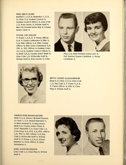 Page 15, 1959 Edition, Willshire High School - Willow Yearbook (Willshire, OH) online yearbook collection
