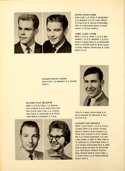 Page 16, 1959 Edition, Willshire High School - Willow Yearbook (Willshire, OH) online yearbook collection