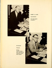 Page 8, 1959 Edition, Willshire High School - Willow Yearbook (Willshire, OH) online yearbook collection