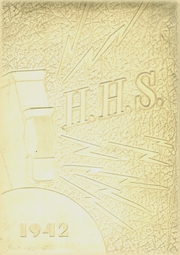 Hartwell High School - Wave Lengths Yearbook (Cincinnati, OH) online yearbook collection, 1942 Edition, Page 1
