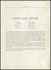Page 15, 1953 Edition, New Washington High School - Ne Wa Hi Yearbook (New Washington, OH) online yearbook collection
