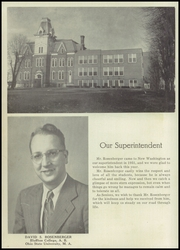 Page 4, 1953 Edition, New Washington High School - Ne Wa Hi Yearbook (New Washington, OH) online yearbook collection