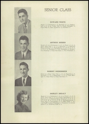 Page 6, 1953 Edition, New Washington High School - Ne Wa Hi Yearbook (New Washington, OH) online yearbook collection