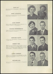 Page 7, 1953 Edition, New Washington High School - Ne Wa Hi Yearbook (New Washington, OH) online yearbook collection