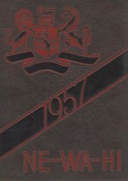 New Washington High School - Ne Wa Hi Yearbook (New Washington, OH) online yearbook collection, 1957 Edition, Page 1