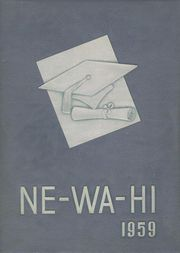 New Washington High School - Ne Wa Hi Yearbook (New Washington, OH) online yearbook collection, 1959 Edition, Page 1