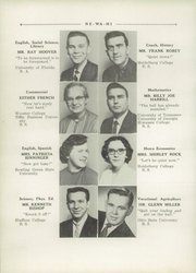 Page 8, 1959 Edition, New Washington High School - Ne Wa Hi Yearbook (New Washington, OH) online yearbook collection