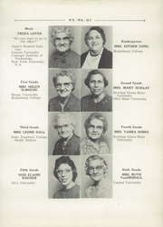 Page 9, 1959 Edition, New Washington High School - Ne Wa Hi Yearbook (New Washington, OH) online yearbook collection