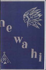 New Washington High School - Ne Wa Hi Yearbook (New Washington, OH) online yearbook collection, 1960 Edition, Page 1