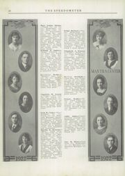 Page 12, 1922 Edition, Portage County High Schools - Speedometer Yearbook (Portage County, OH) online yearbook collection