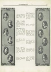 Page 13, 1922 Edition, Portage County High Schools - Speedometer Yearbook (Portage County, OH) online yearbook collection