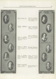 Page 15, 1922 Edition, Portage County High Schools - Speedometer Yearbook (Portage County, OH) online yearbook collection
