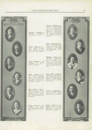 Page 17, 1922 Edition, Portage County High Schools - Speedometer Yearbook (Portage County, OH) online yearbook collection