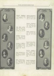 Page 7, 1922 Edition, Portage County High Schools - Speedometer Yearbook (Portage County, OH) online yearbook collection