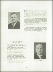 Page 10, 1936 Edition, Portage County High Schools - Speedometer Yearbook (Portage County, OH) online yearbook collection