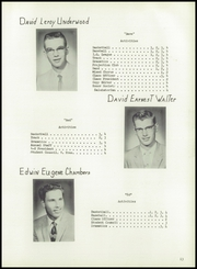 Page 17, 1959 Edition, Portage County High Schools - Speedometer Yearbook (Portage County, OH) online yearbook collection