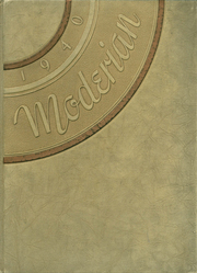 Page 1, 1940 Edition, Canton Township High School - Moderian Yearbook (Canton, OH) online yearbook collection