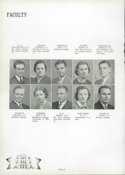 Page 10, 1940 Edition, Canton Township High School - Moderian Yearbook (Canton, OH) online yearbook collection