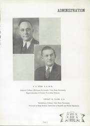 Page 9, 1940 Edition, Canton Township High School - Moderian Yearbook (Canton, OH) online yearbook collection