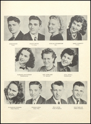 Page 17, 1948 Edition, Dexter City High School - Dexanna Yearbook (Dexter City, OH) online yearbook collection