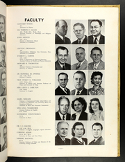 Page 17, 1946 Edition, Oklahoma City University - Keshena Yearbook (Oklahoma City, OK) online yearbook collection